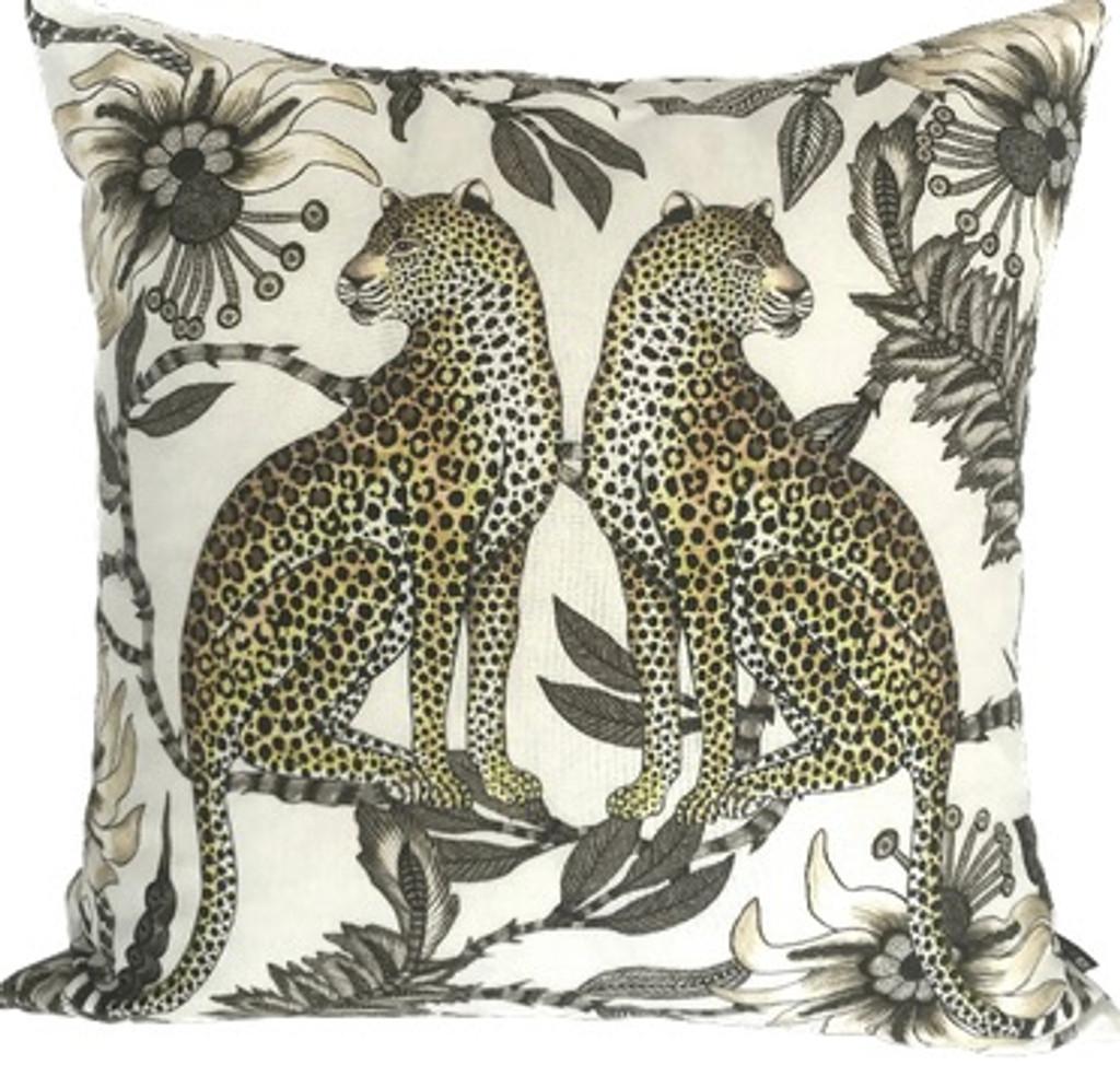 Stone Cotton Pillow