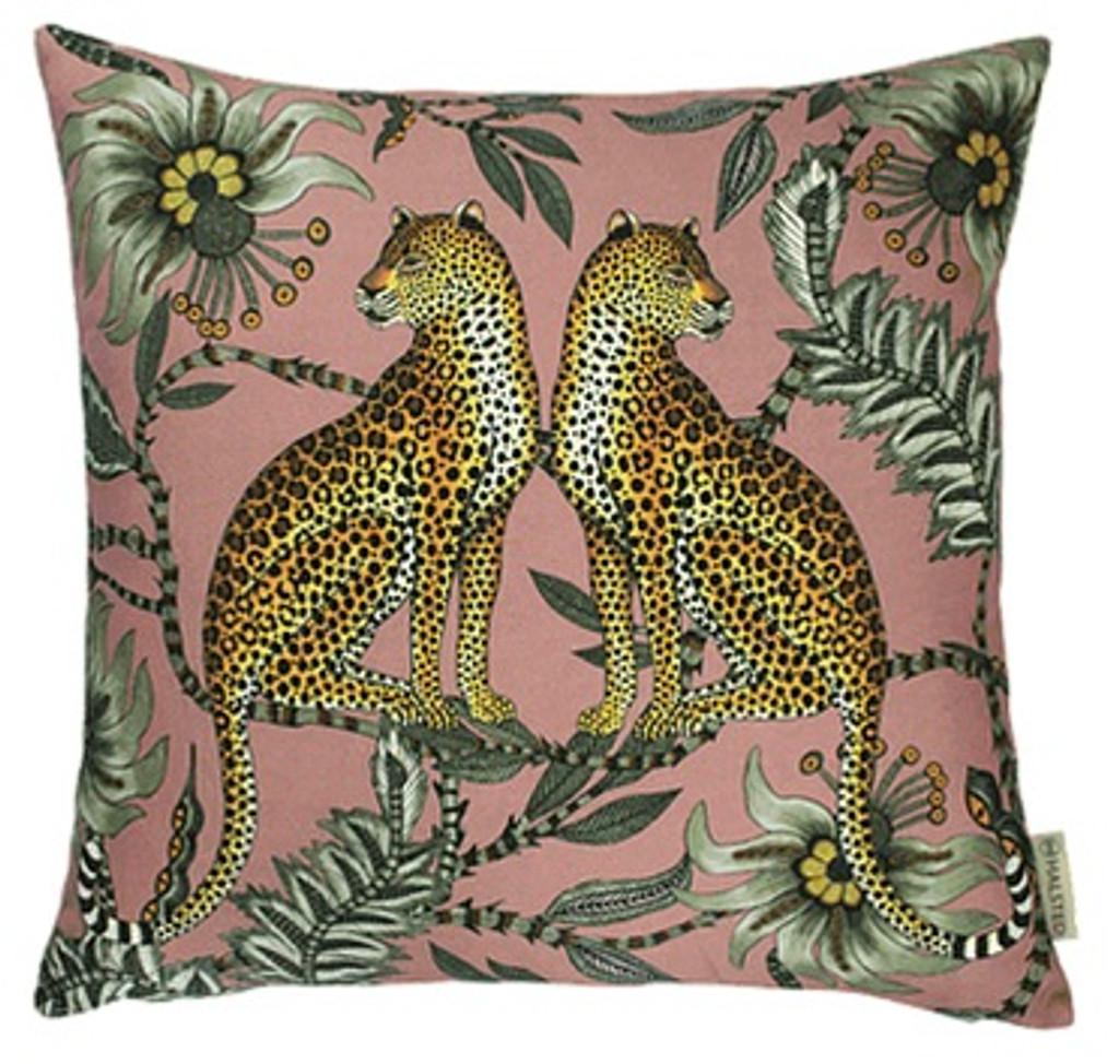 Magnolia Cotton Pillow