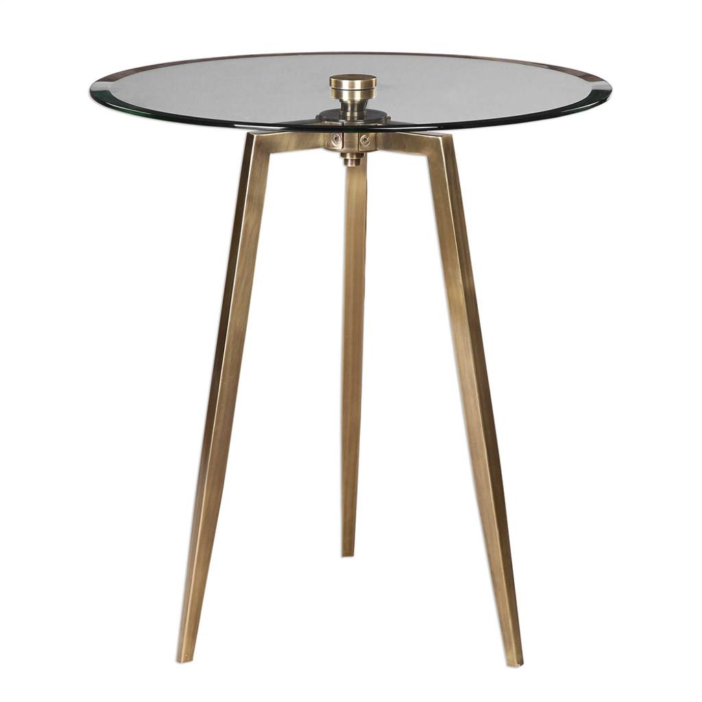 Tripod Accent Table
