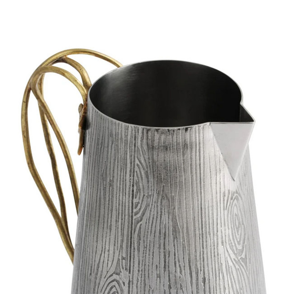 Ivy and Oak Pitcher