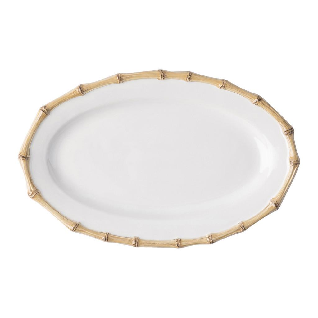 Bamboo Medium Platter