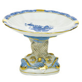 Herend Shell with Dolphin