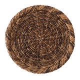 Charger Rustic Rope Natural