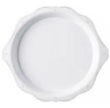 Handled Platter Melamine B&T