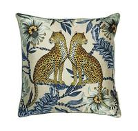 Tanzanite Silk Pillow