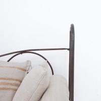 French Iron Day Bed
