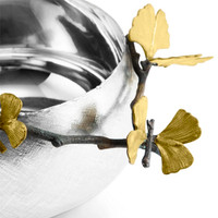 Butterfly Ginko Serving Bowl