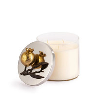 Pomegranate Gold Candle