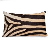 Zebra Lumbar Pillow