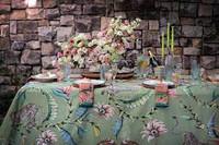 Tablecloth Monkey Paradise Sm