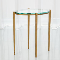Petite Oval Accent Table