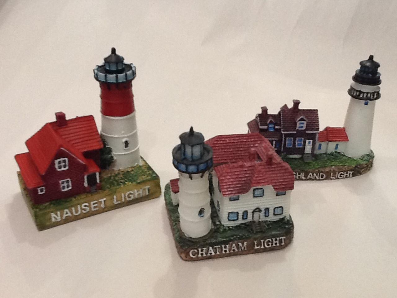 Light House Figurines