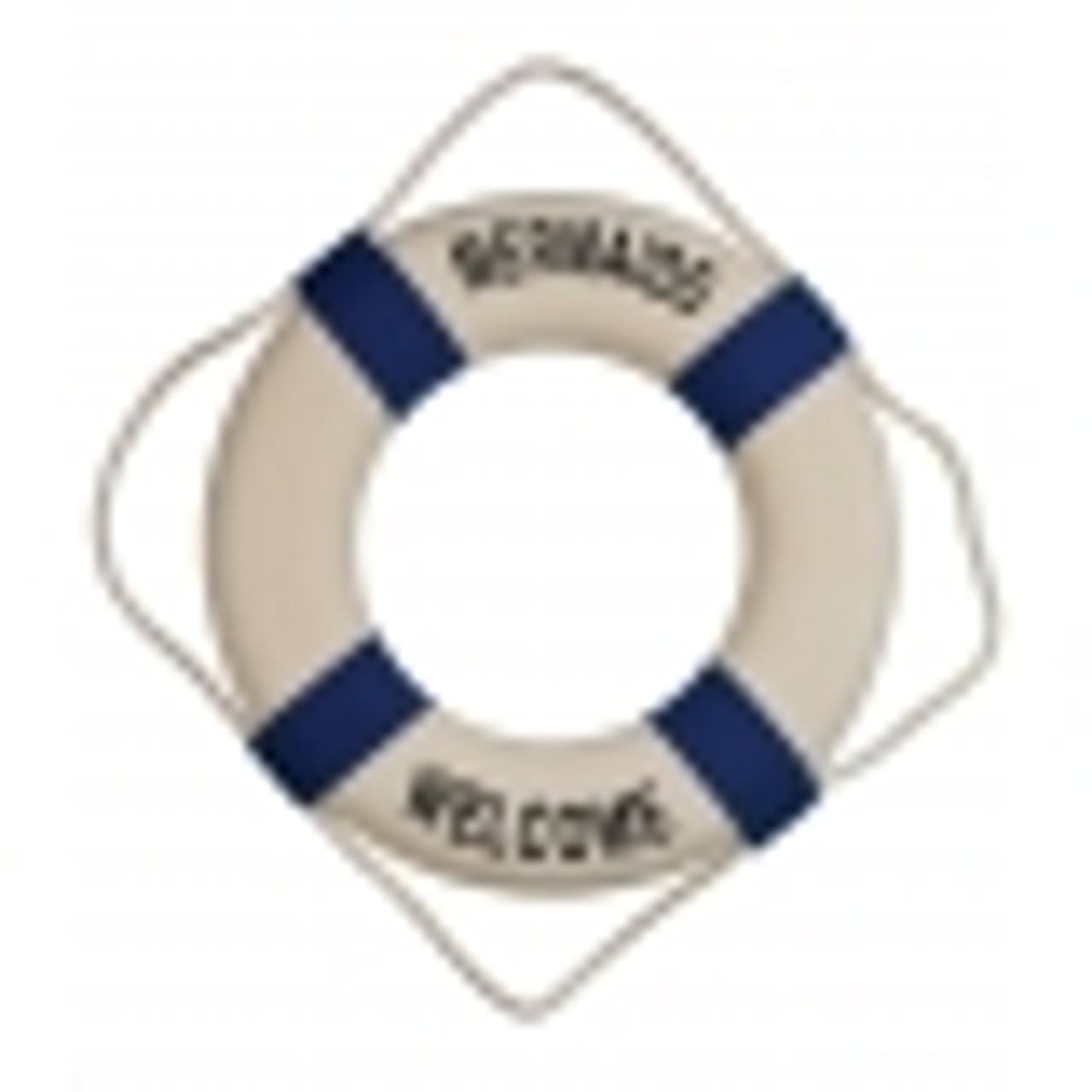 Mermaids Welcome Life Ring