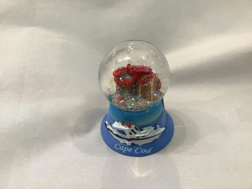 Lobster Snow Globe