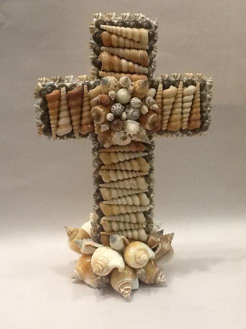 Standing Shell Cross