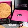Three Individually Gift Boxed Artisanal Almond Cakes