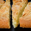 Two Individual Artisanal Almond Cakes