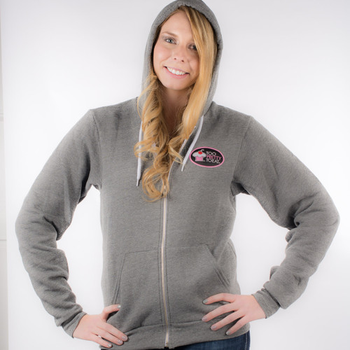 Salt and Pepper Charcoal  Hoodie (Design -38)