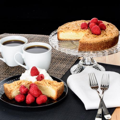 Three Individual Artisanal Almond Cakes