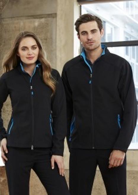 2032 Ladies Geneva Soft Shell Jacket