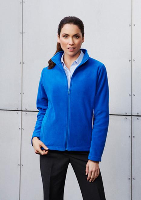 3035 Ladies Micro Fleece Jacket