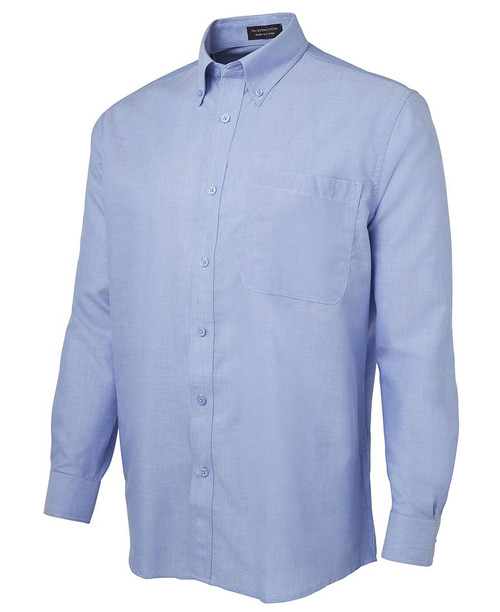 5002 Men's L/S Oxford Shirt