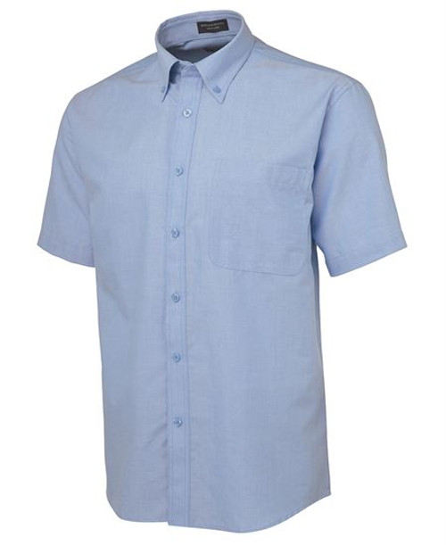 5005 Men's S/S Oxford Shirt