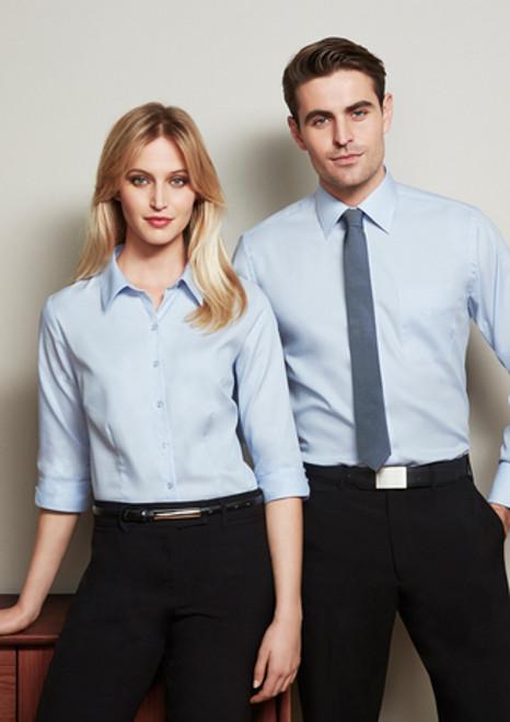 5035 Men's Luxe L/S Shirt