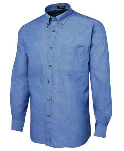 5052 L/S Indigo Chambray Shirt