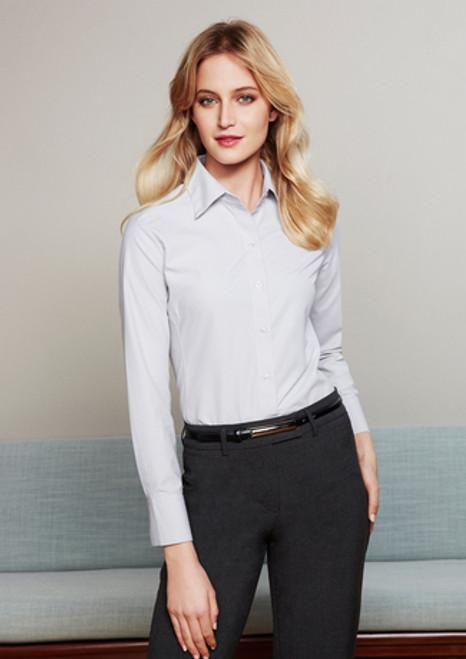 6021 Ladies Ambassador L/S Shirt