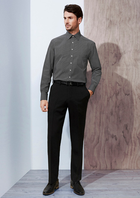 7035 Men's One Pleat Pant