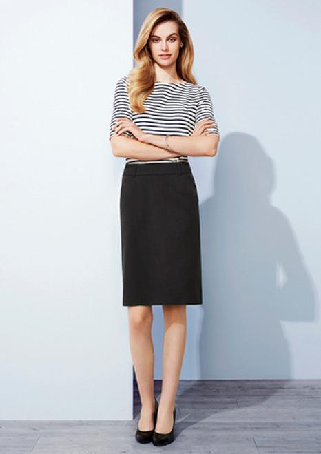 8031 Women's Multi-Pleat Skirt