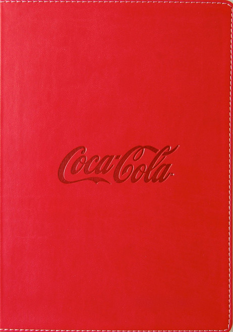Medium Writing Journal with logo branded on the cover