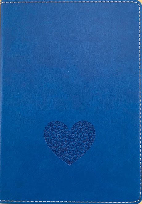 Beautiful Luxury vegan leather Firenze  finish with soft unpadded covers, with Multihearts embossed on cover ,round  corners  with  finished with thick white edge stitching contains  88 sheets=176 archival quality lined pages for your thoughts.
