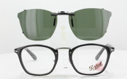 Persol V 49x22 3109 On T Clip Sunglasses Polarized P08wnkO
