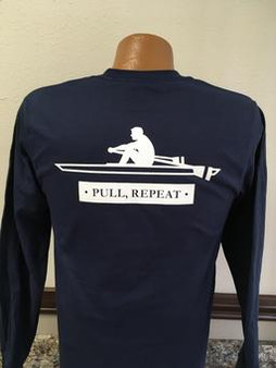 Rowing Team Long-sleeve T-Shirt