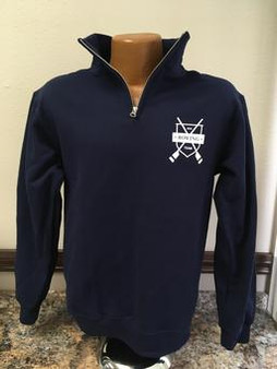 Rowing Team Quarter-Zip Sweatshirt