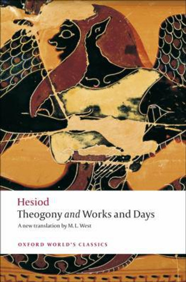 Theogony and Works and Days, by Hesiod