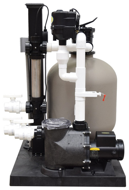 EasyPro Skid Mounted Filtration System - 6000 gallon