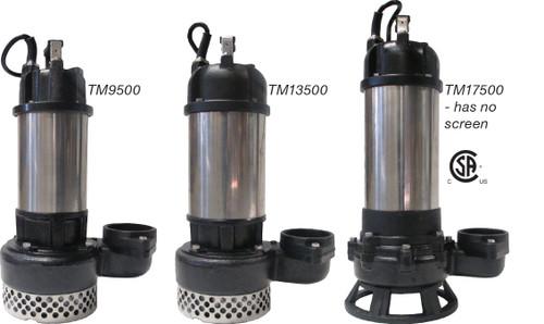 2 HP EasyPro TM Series Waterfall Pump - 17500 gph (FREE SHIPPING)