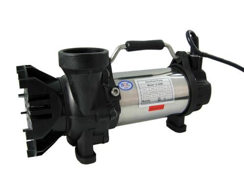 1/2 HP Matala VersiFlo 4700 Pump - 4690 gph