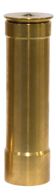"""WB10 - Bronze Waterbell Fountain Nozzle - 1"""" fpt"""