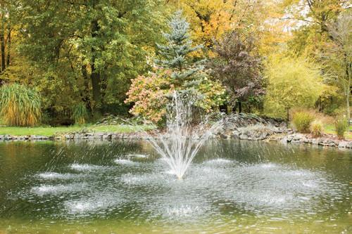 Bronze Three Tier Fountain Nozzle