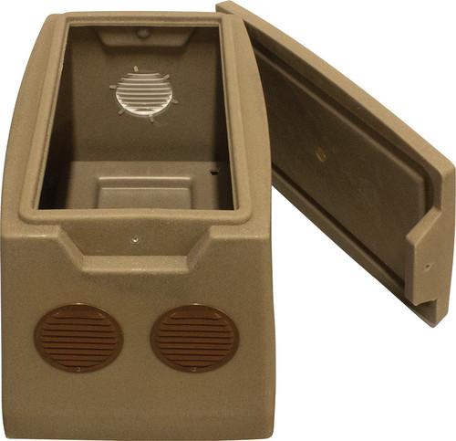 Roto-Molded Weatherproof Cabinet (FREE SHIPPING)