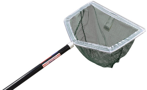 "Heavy Duty Dip Net w/ 42"" Handle and 12"" Bag"