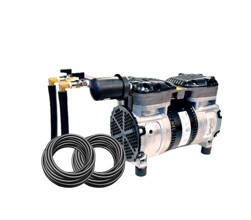1/2 HP Rocking Piston Aeration System w/ Weighted Tubing Only