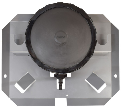 Quick Sink Self-Weighted Single Diffuser Assembly