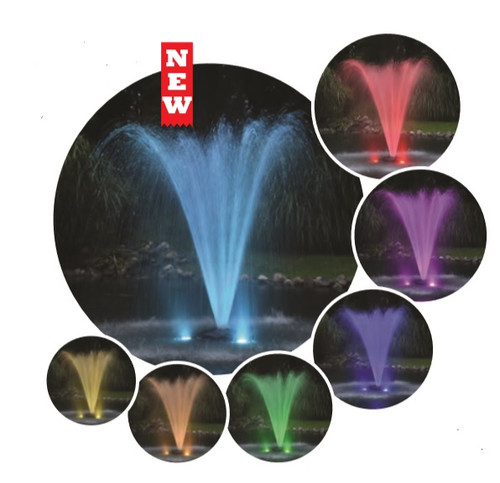 EasyPro Color Changing Fountain Light Kits
