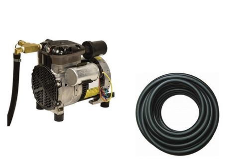 1/4 HP Stratus PA34W Aeration System w/ Tubing - FREE SHIPPING