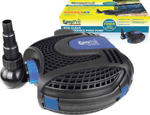Eco-Clear Pond and Waterfall  Pump - 3680 gph
